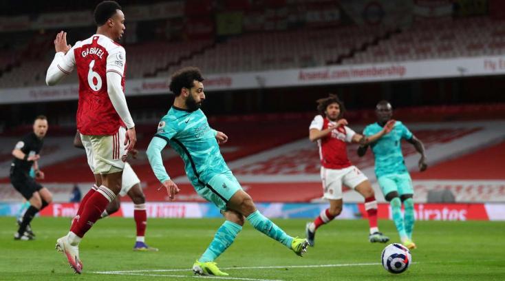 Premier League: A Liverpool nyerte az Arsenal elleni rangadót
