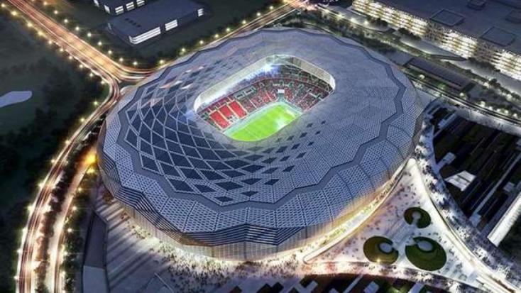 Elkészült a harmadik stadion is, ahola 2022-es labdarúgó-világbajnokságottartják