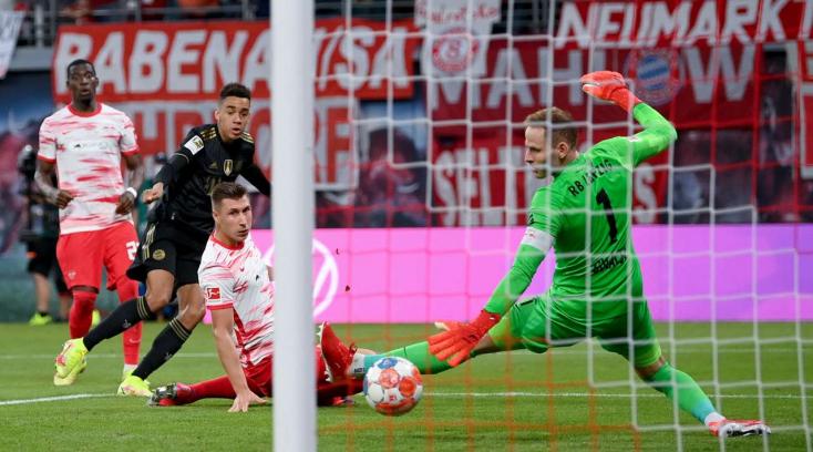 Bundesliga: Lipcsében nyert a címvédő Bayern München