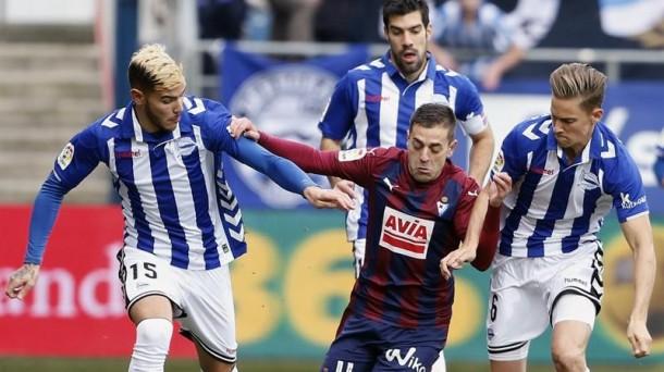 La Liga: Eibarban győzött az Alavés