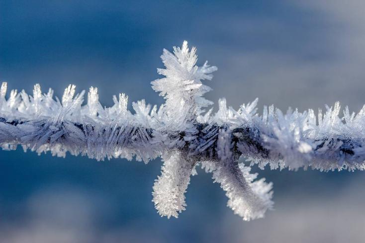 Másodfokú fagyriasztást adtak ki a meteorológusok