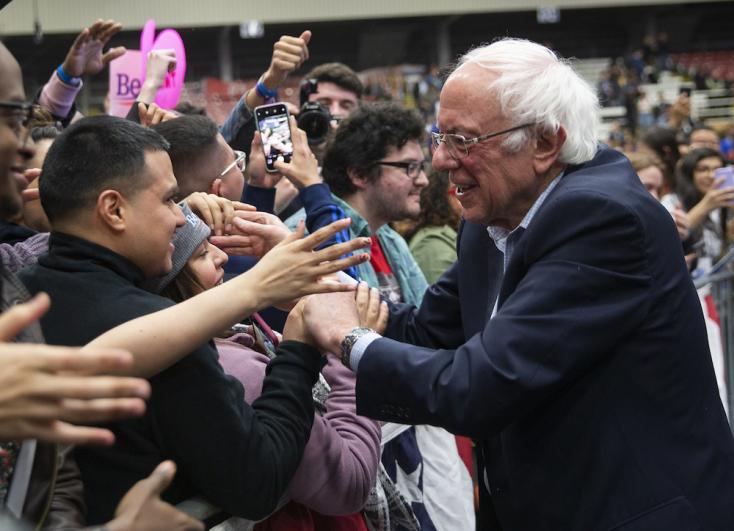 Bernie Sanders lehet Trump demokrata kihívója?