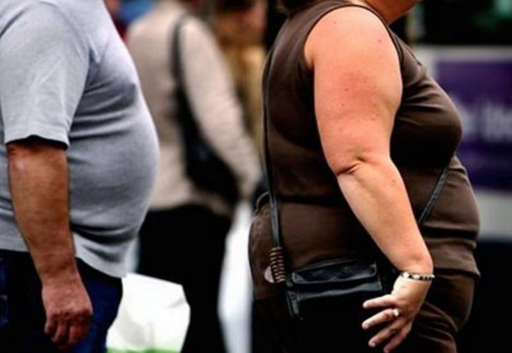 Az amerikai felnőttek 40 százaléka elhízott