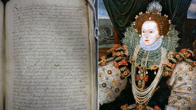 I. Erzsébet eddig ismeretlen Tacitus-fordítását fedezték fel egy könyvtárban
