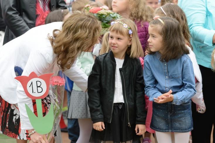 16 év után ismét 50 felett a Szenci járásban beíratott magyar elsősök száma
