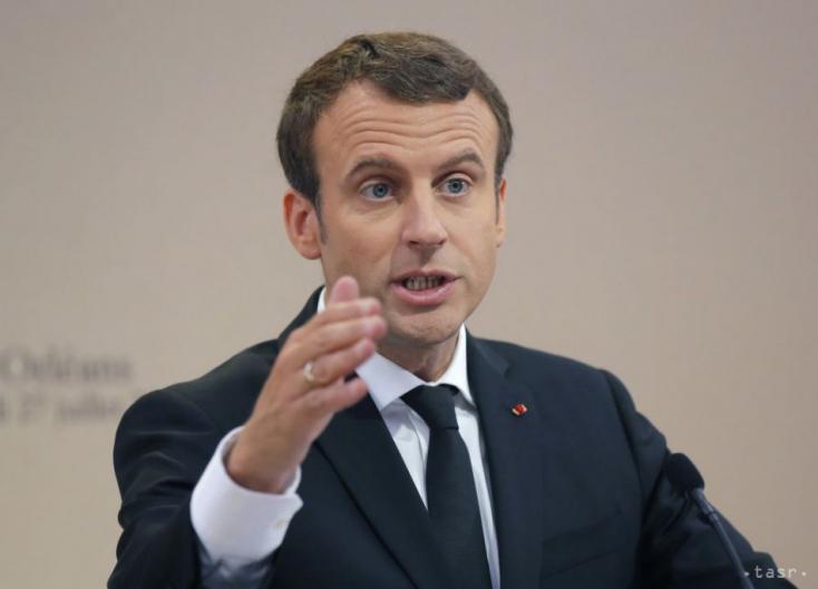 Macron: Az Európai Uniónak vállalnia kell, hogy 2050-ig nullára csökkenti szén-dioxid-kibocsátását