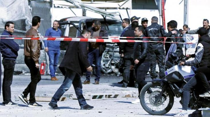 Öngyilkos merényletet követtek el az Egyesült Államok tunéziai nagykövetségénél - VIDEÓ