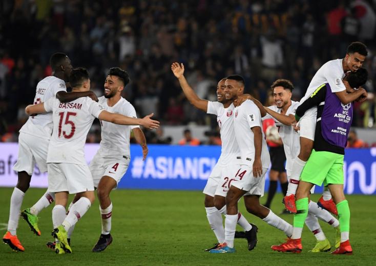 Ázsia Kupa - Katar először diadalmaskodott