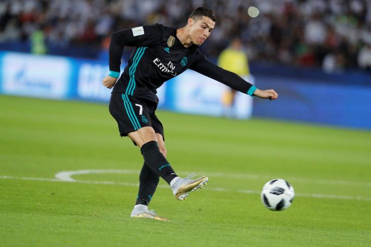 Klubvilágbajnokság: Ronaldo szabadrúgásgóljával hatodszor a Real Madridé a trófea