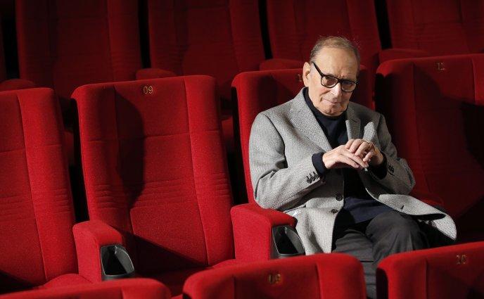 Ennio Morricone nevét veszi fel egy római koncertterem