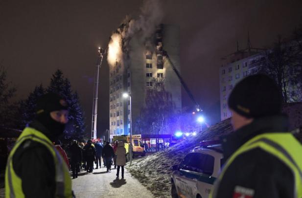 Őrizetbe vették az eperjesi gázrobbanás feltételezett felelőseit