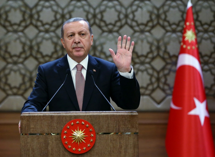 A török elnök bejelentette, hogy megkezdődött a török hadművelet Szíriában!