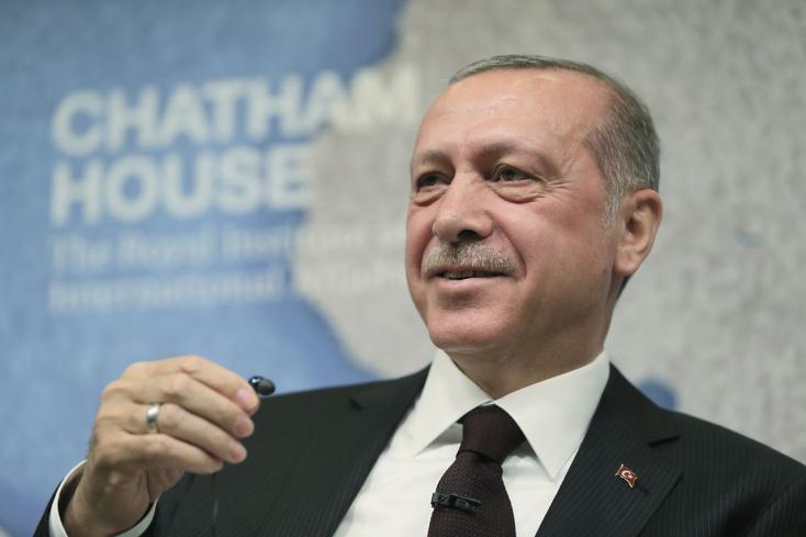 Hivatalos: Erdogané Törökország, Magyarország örül