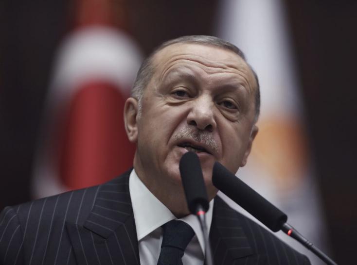 Szíria - Putyin és Erdogan megállapodott: éjféltől tűzszünet lép életbe