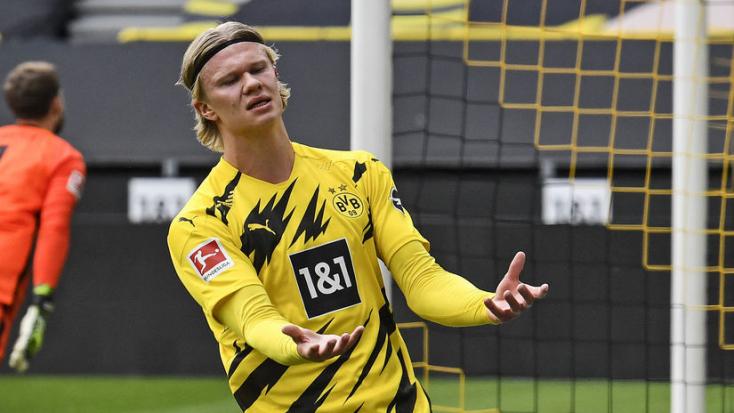 A Borussia Dortmund nem akarja elengedni Erling Haalandot