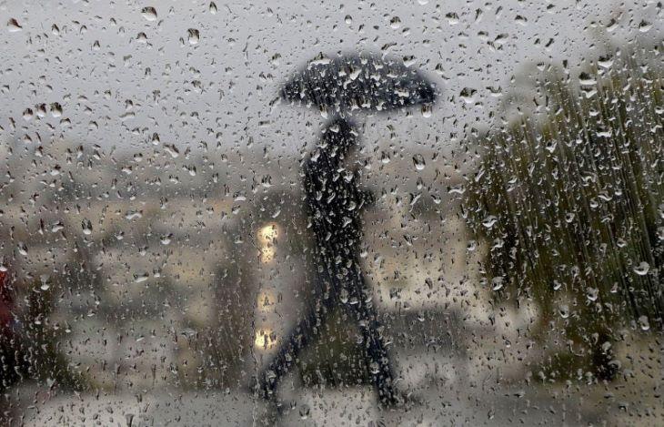 Másodfokú riasztást adtak ki heves esőzések miatt