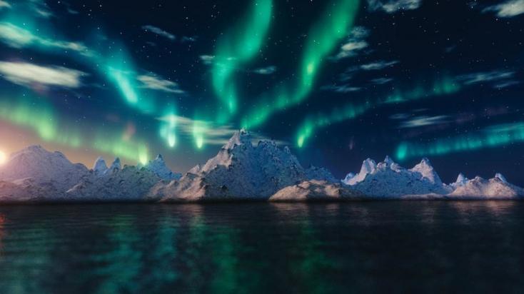 Elképesztő fotók születtek az északi fényről