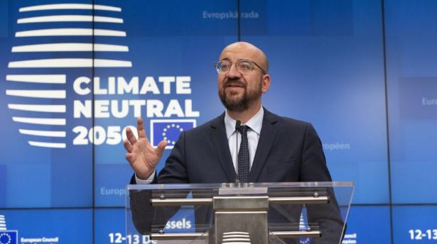 Megállapodás született a karbonsemlegesség eléréséről a brüsszeli EU-csúcson