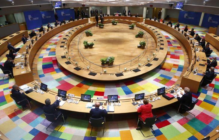 EU-csúcs - Megkezdődött a tagállami vezetők a koronavírus-járvánnyal kapcsolatos intézkedések koordinálásáról szóló tanácskozása