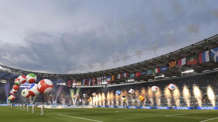EURO-2020 - Mancini: a közönség is segített