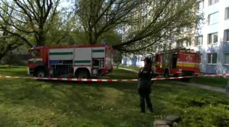 Gyanús műanyag doboz miatt kellett evakuálni megközelítőleg 80 embert