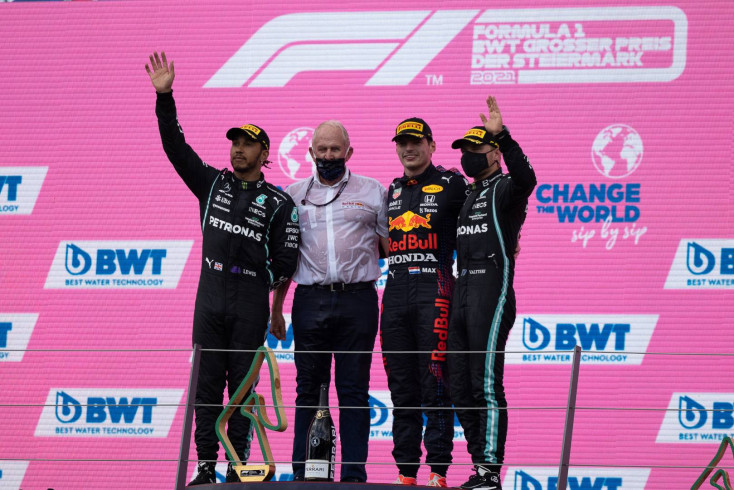 Stájer Nagydíj - Verstappen nyert és növelte előnyét az összetettben