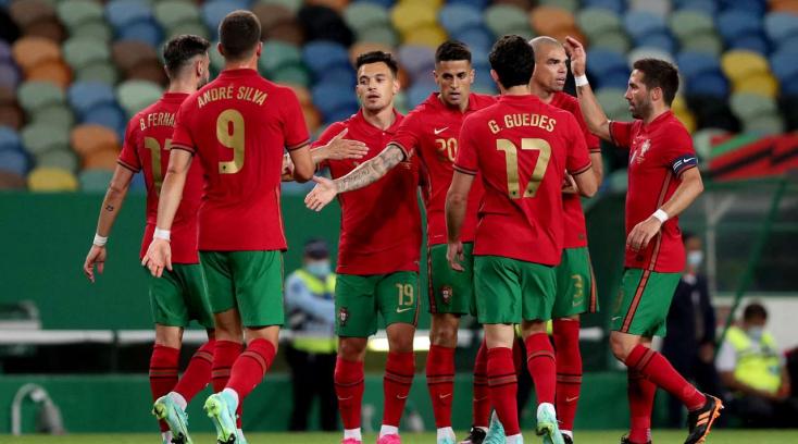 EURO-2020: Győzelemmel hangoltak a portugálok