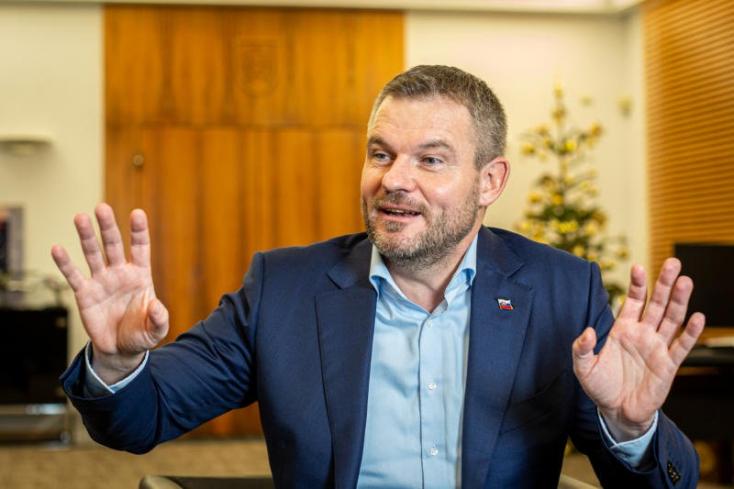 Pellegrini óvatoskodva készül megkérdezni Trnkáról Lučanskýt, de már előre bejelentette, piszkálódni nem fog