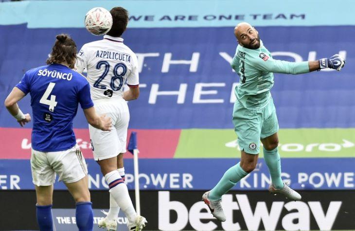 FA Kupa - A címvédő Manchester City is a négy között
