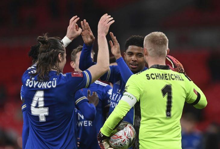 FA Kupa - A Leicester City lesz a döntőben a Chelsea ellenfele