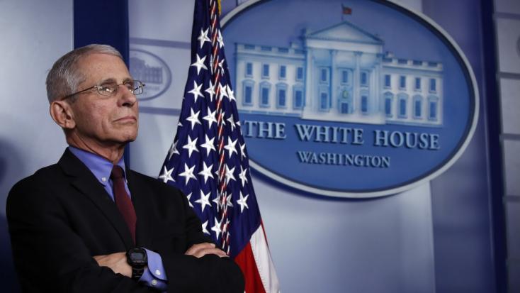 Joe Biden egészségügyi főtanácsadónak kérte fel Anthony Faucit