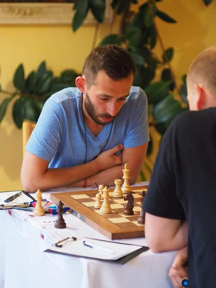 Sakk: Petényi Tamás bronzérme a felnőtt országos bajnokságon