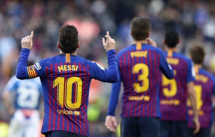 La Liga - Simán nyert a Barcelona