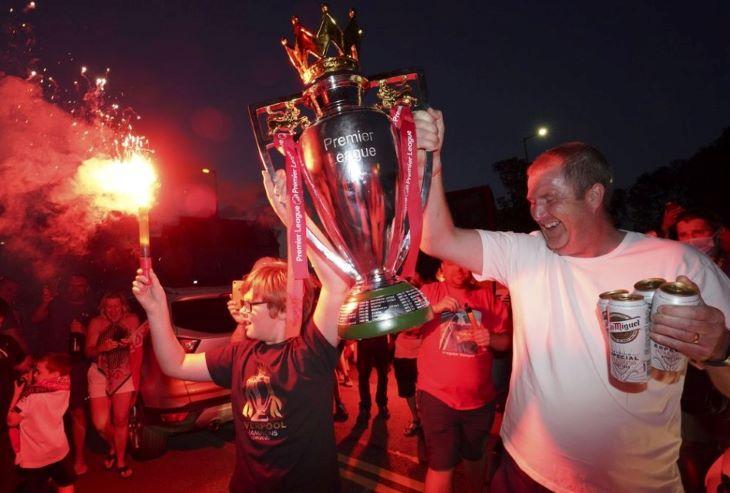 Premier League - Otthoni ünneplésre szólították fel a Liverpool szurkolóit