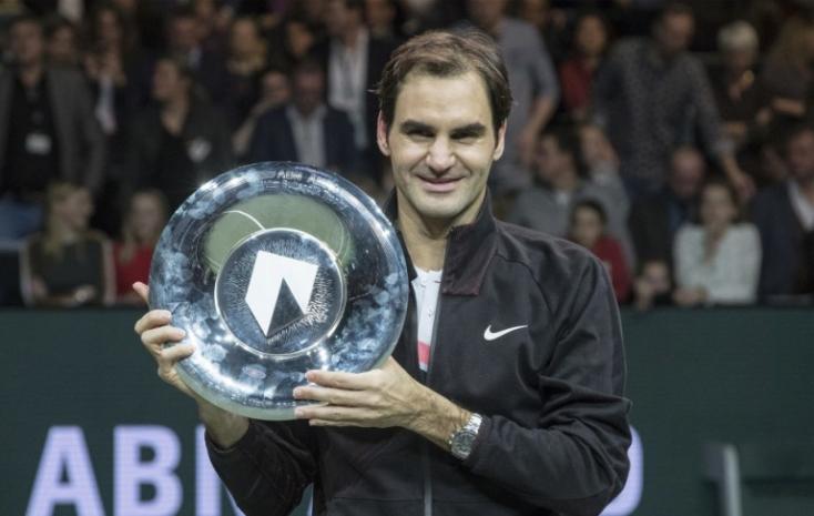 Federer: Akkor hagyom abba, amikor a testem azt mondja