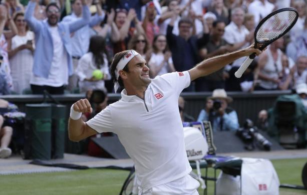 Emlékérmet készítenek Svájcban Roger Federer tiszteletére