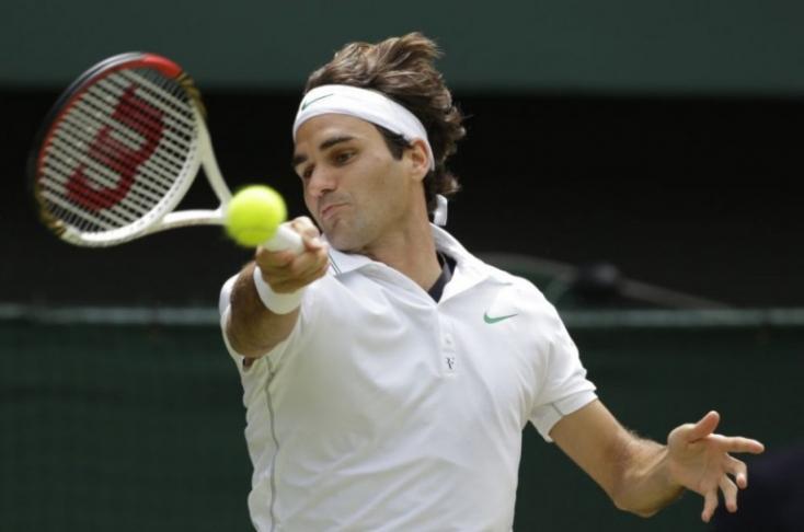 Australian Open - Federer hét meccslabdáról fordított