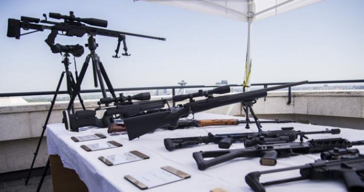 Németország betiltotta a Törökországba irányuló fegyverexportot