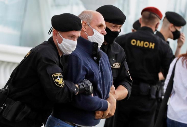 Minszk szerint balhéra készültek és nem Isztambulba repülni a letartóztatott orosz zsoldosok