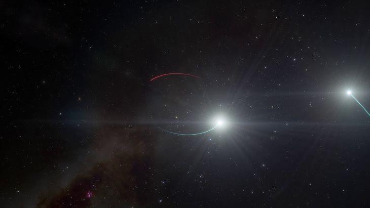 Az eddig ismert legközelebbi fekete lyukat fedezték fel