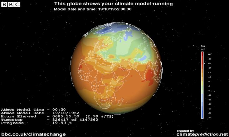 Ennél forróbb október még nem volt a világon