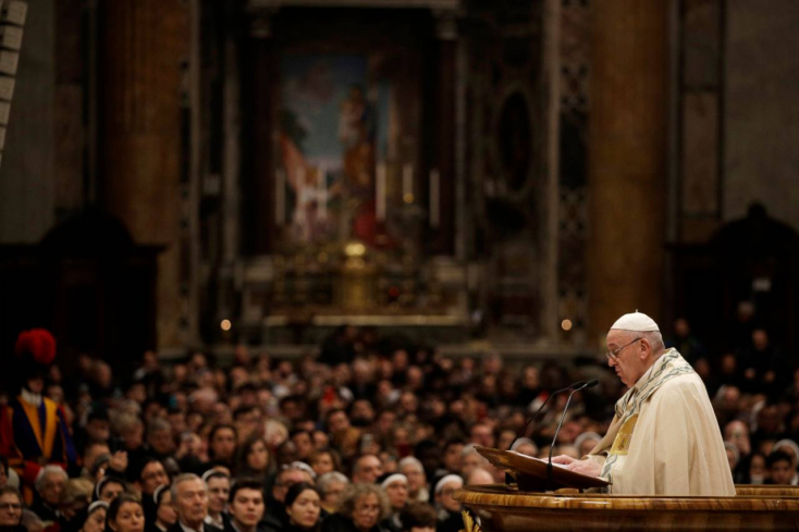 Ferenc pápa: az egyháznak ismét közelednie kell az emberekhez