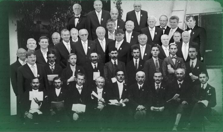 """""""Egy (több mint) 100 éves énekkar története"""" – afüleki férfikar múltját bemutató kiállítás nyílik aVárosi Honismereti Múzeumban"""