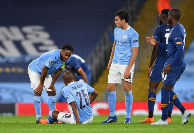 Bajnokok Ligája – Sérülés miatt többhetes pihenőre kényszerül Fernandinho