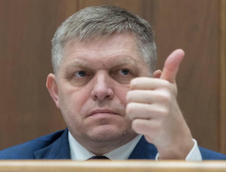 Matovič rájött, hogy Ficónak mire kellett a rendőrségi ügy!