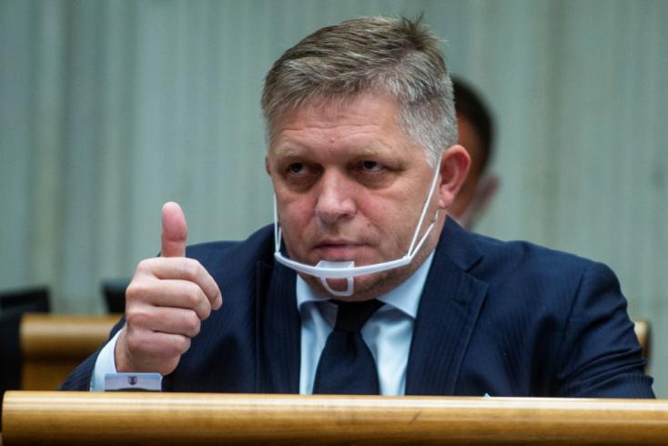 LÉNYEG: Fico állítólag leszidta Čaputovát, de a köztársasági elnök magának kereste a bajt: ilyen suttyó politikusokkal nem kellene szóba állnia