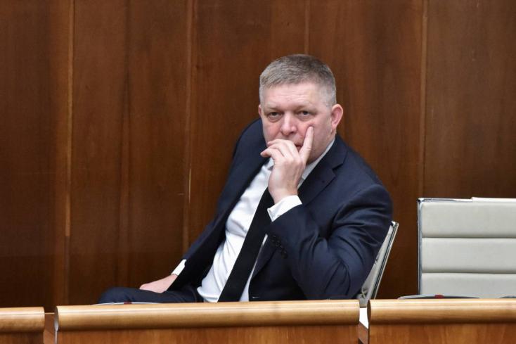 Fico: Bugár megmondta, hogy már nincs velünk (...), csak magának köszönheti, hogy nem jut be a parlamentbe