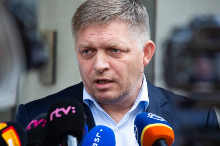 Fico már 700 eurót meghaladó minimálbért ígérget
