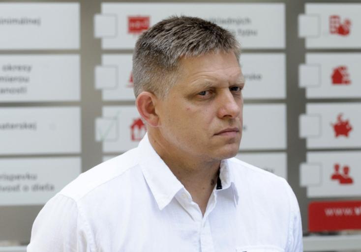 Fico: Provokáció, hogy a Jobbik irodát nyitott Dunaszerdahelyen!