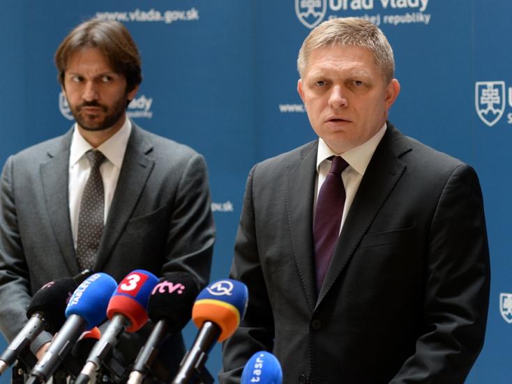 Az Európai Néppárt is felszólította Ficót, hogy menessze Kaliňákot!